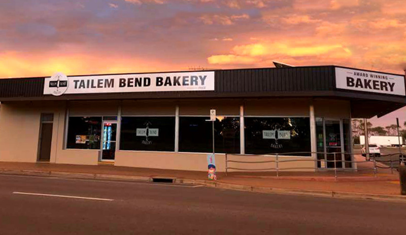 Tailem Bend Bakery | 61 Railway Terrace, Tailem Bend